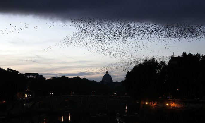 Drei Wochen hat Rom nun Zeit für eine Nachbesserung des Haushaltsentwurfs.