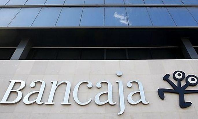 Bank Spanien