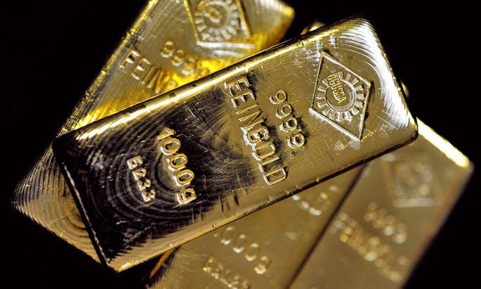 Reserven Nationalbank lueftet Goldgeheimnisse
