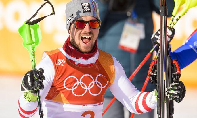 Alpine Skiing - PyeongChang 2018 Olympic Games