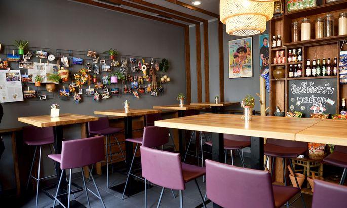 All Reis Bangkok Streetfood. Ballgasse 6, 1010 Wien.