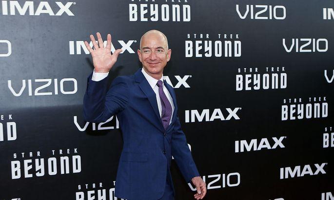 Jeff Bezos hört als Amazon-Chef auf