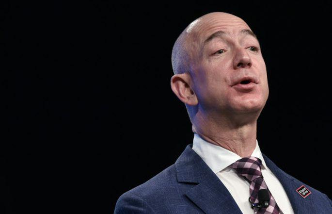 """Jeff Bezos: """"Ich hatte nie mehr Energie""""."""