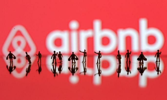 Ausgehend von San Francisco legte Airbnb eine Erfolgsgeschichte hin. Corona bremst sie nun ein.