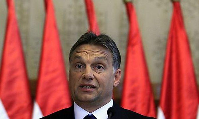 Premier Orban will Gesetz zu Fremdwährungskrediten rasch beschließen lassen