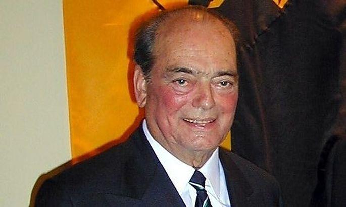 Ex-SP-Verkehrsminister Frühbauer gestorben