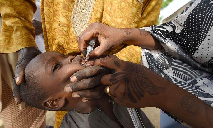 Nigeria - WHO: Afrika frei vom Poliovirus