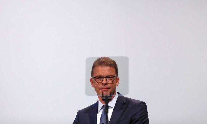 Deutsche-Bank-Chef Christian Sewing.
