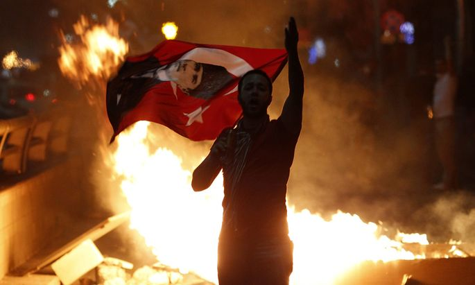 Gezi-Proteste: Syrien warnt vor Türkei-Reisen
