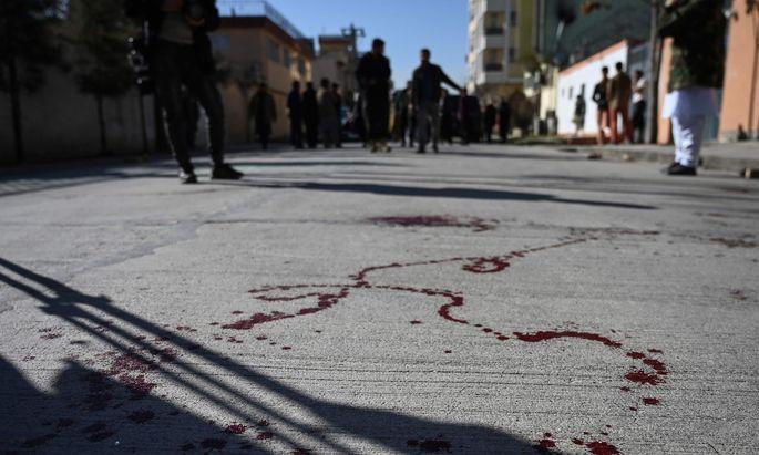 Zwei Richterinnen von Angreifern in Kabul erschossen