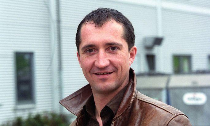 Schauspieler und Autor Nicolaus Hagg