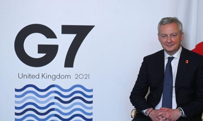 Globale Mindeststeuer für Apple, Google und Co.: G7 einigen sich