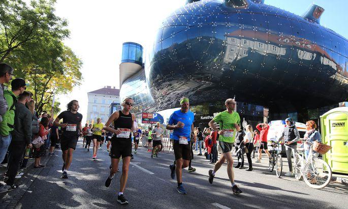Graz Marathon 2019.