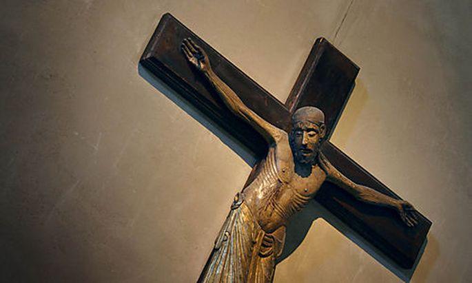 Deutscher Priester schaltet Todesanzeige