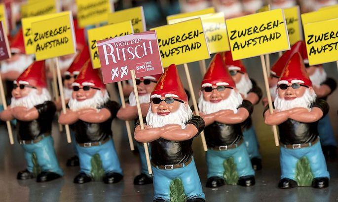 Vorarlberg: SPÖ verdächtigt ÖVP des Zwergenklaus