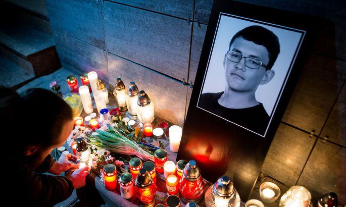 Enthüllungsjournalist Jan Kuciak wurde in der Slowakei von unbekannten Tätern erschossen
