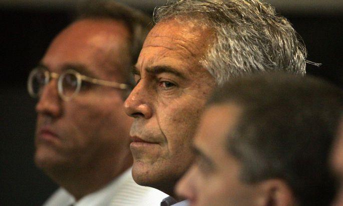 Jeffrey Epstein kommt in der Affäre um Missbrauchsvorwürfe vorerst nicht auf Kaution frei