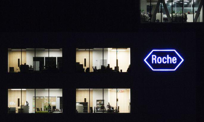 Hinter dem Schweizer Pharmakonzern Roche steht die Familie Oeri-Hoffmann.
