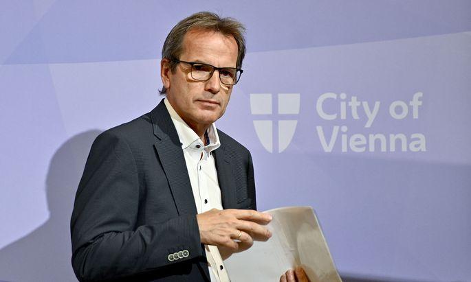 Gewerkschafter Christian Meidlinger