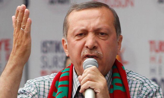 Tuerkei Erdogan will EUMinisterium