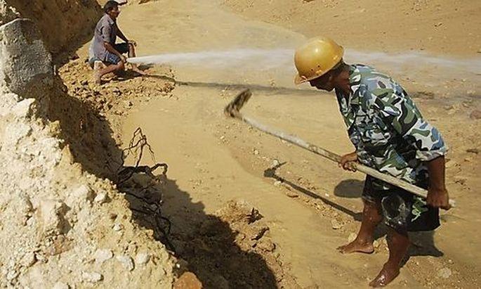 China will Exportquote für rare Rohstoffe weiter kürzen