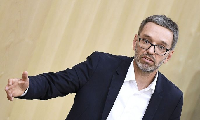 Herbert Kickl ist Stargast bei Oktoberfest der FPÖ Linz