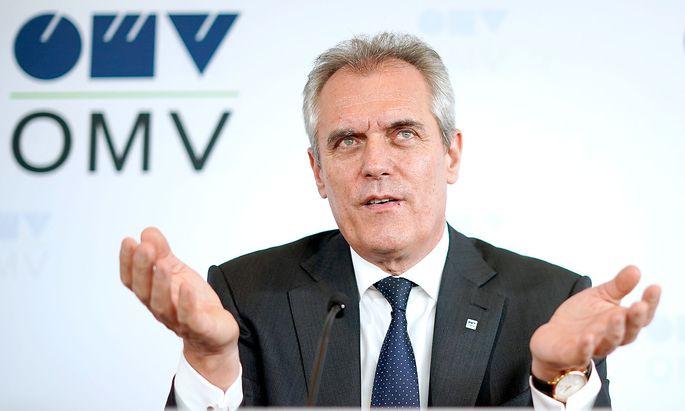 Fünf Jahre muss OMV-Chef Rainer Seele nun schon auf seinen Einstieg ins Achimov-Gasfeld warten.