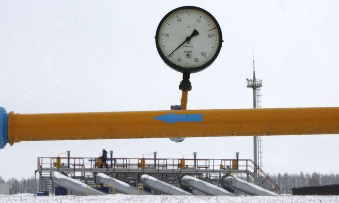 RUSSIA GAS