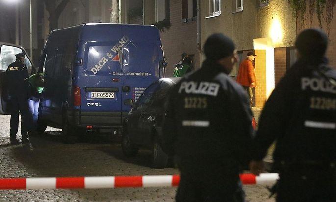 Berlin: Polizei nimmt Terror-Verdächtige fest