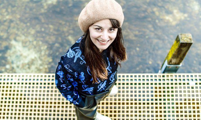 """Für ihren Debütroman """"Fang den Hasen"""" erhielt Lana Bastašić 2020 einen der Europäischen Literaturpreise."""