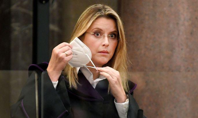 Richterin Marion Hohenecker.