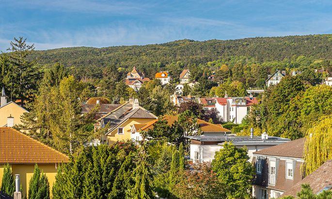 Die Villengegend in Perchtoldsdorf gehört zu den gefragtesten Lagen in NÖ