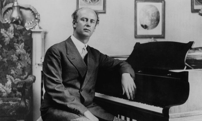 """Fur Joachim Kaiser der """"größte Dirigent aller Zeiten"""": Wilhelm Furtwängler (1884–1954)."""