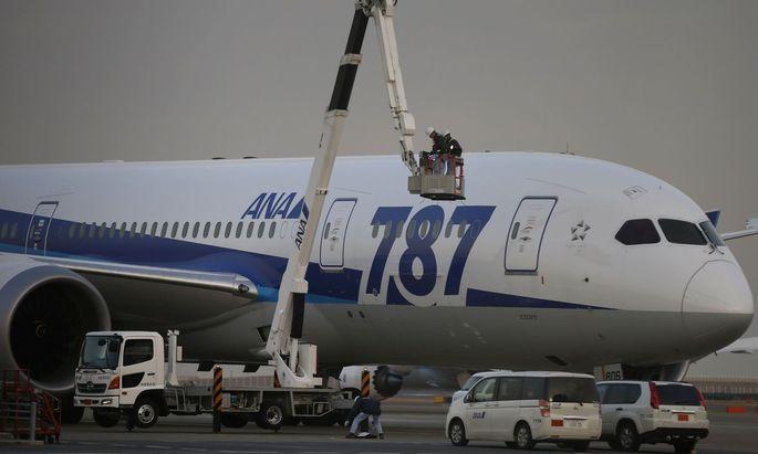 """787-""""Dreamliner"""""""