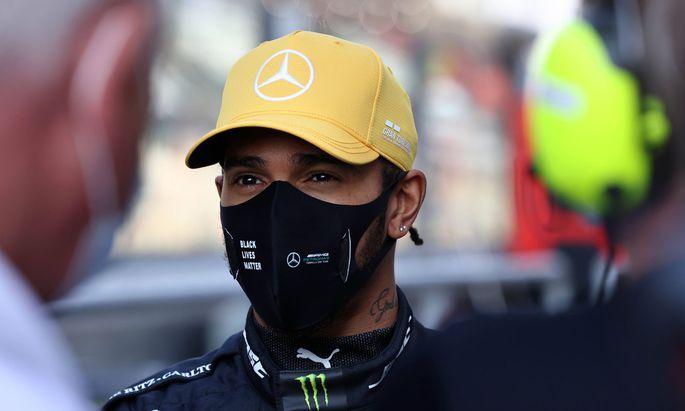 2020 Abu Dhabi GP YAS MARINA CIRCUIT, UNITED ARAB EMIRATES - DECEMBER 13: Lewis Hamilton, Mercedes-AMG Petronas F1 durin