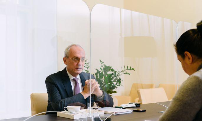 Fondsmanager Louis Obrowsky rechnet beim derzeitigen Lockdown mit weniger Mietausfällen als noch im Frühjahr.