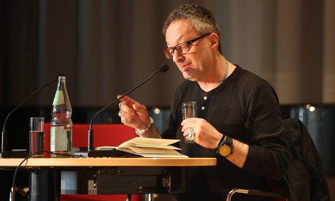 Die Ansprache hält dieses Mal Feridun Zaimoglu - er gewann 2003 in Klagenfurt den Preis der Jury.
