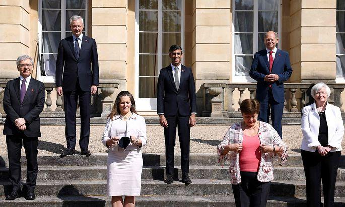 Die Pläne der G7 Finanzminister muss noch weitere Anhänger in der Weltgemeinschaft finden.