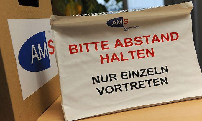 AMS Arbeitslosigkeit