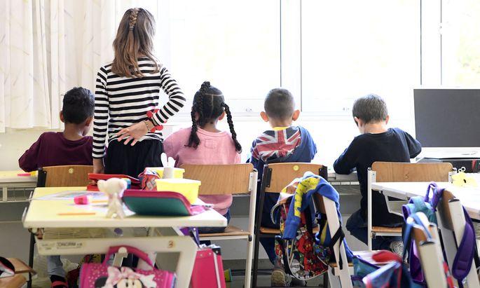 Lehrer für Deutschförderklassen in Wien gesucht (Symbolbild)