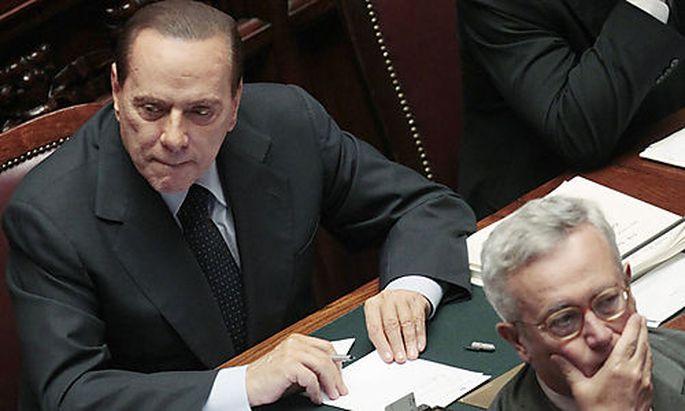 Italiens neues Sparpaket wurde vom Parlament in Rom verabschiedet