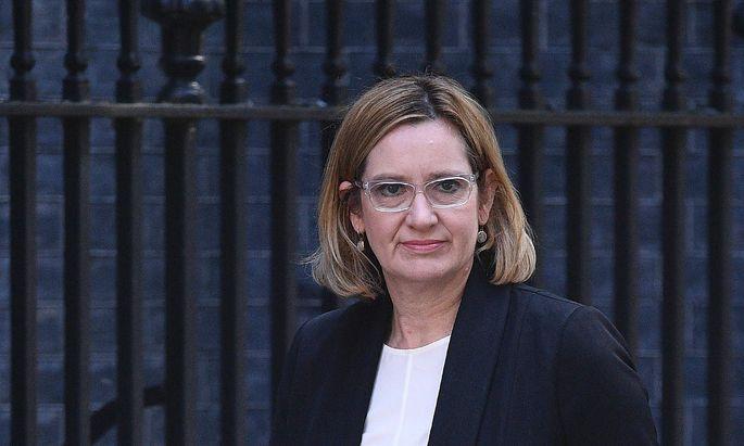Innenministerin Rudd.
