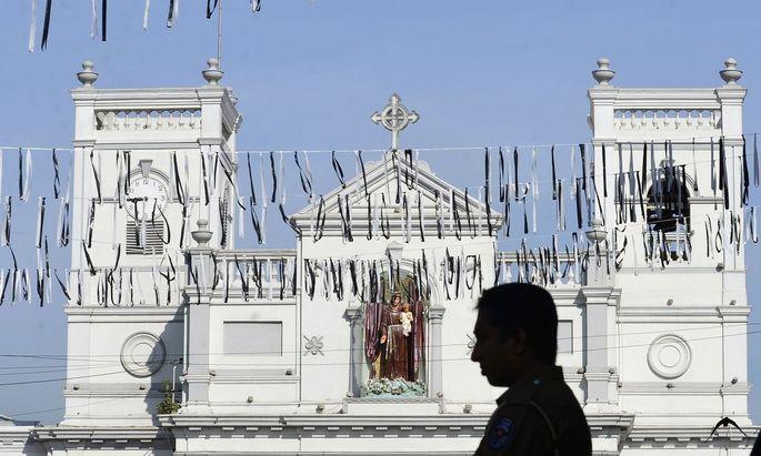 Sri Lanka nach den tödlichen Attacken.