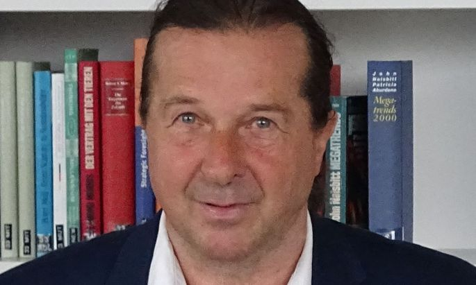Hans Holzinger.