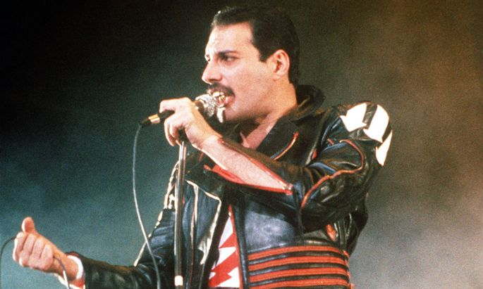 Raetsel Grab Freddie MercuryGedenktafel