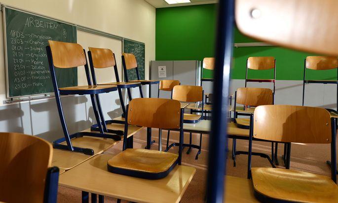 Insgesamt neun Wochen werden die Schulen in diesem Unterrichtsjahr (in den meisten Fällen) außerplanmäßig geschlossen sein.