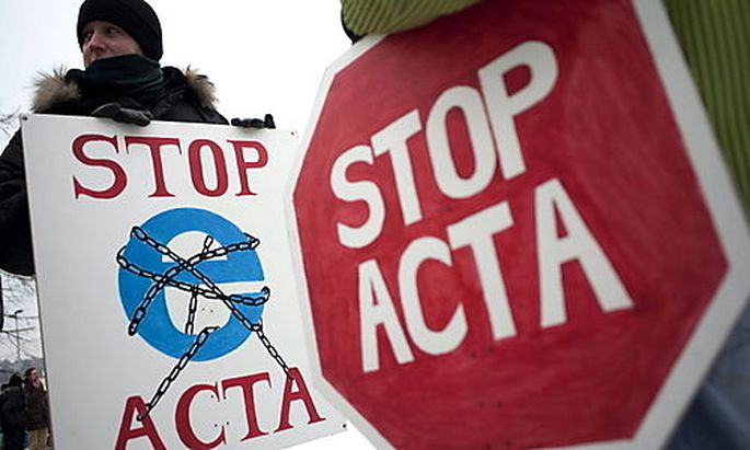HUNGARY ACTA PROTEST
