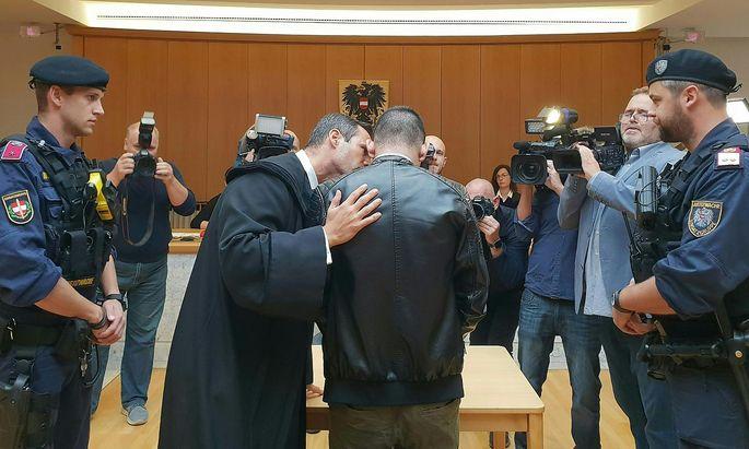 OBEROeSTERREICH: PROZESS GEGEN 18-JAeHRIGEN NACH TOeTUNG EINER 16-JAeHRIGEN