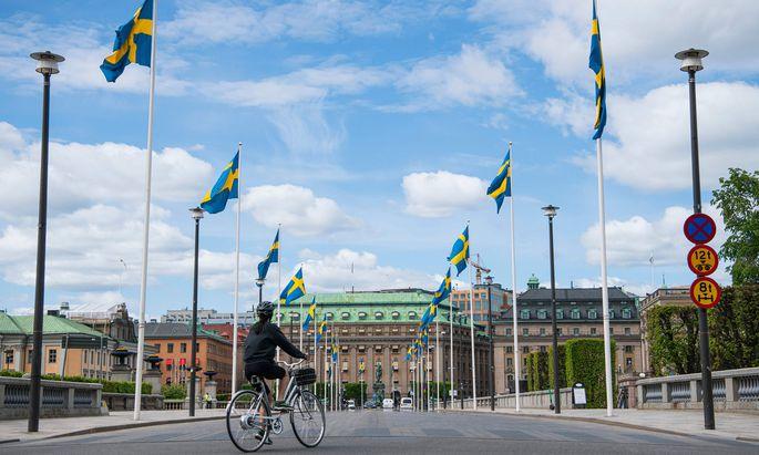 Schwedische Aktien sind in den hier genannten Fonds am höchsten gewichtet.
