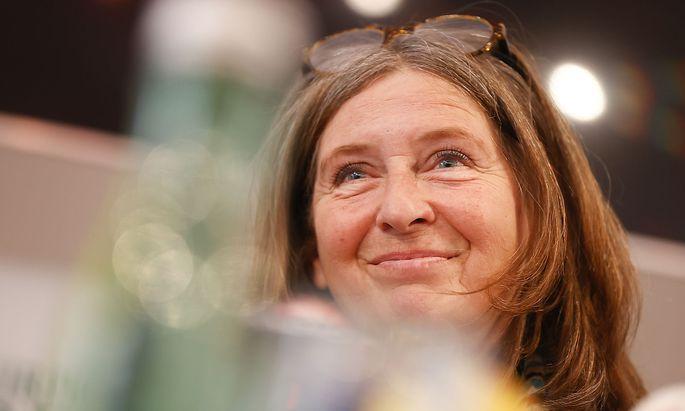 Elke Kahr gewann die Gemeinderatswahlen in Graz.